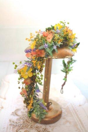 Copricapo multicolore