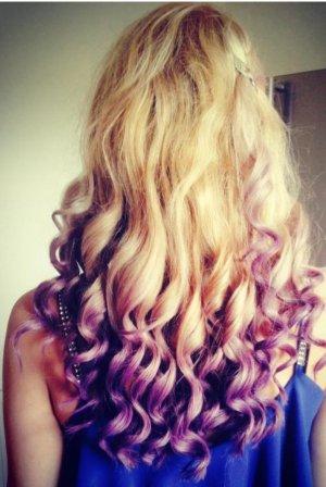 Accessorio per capelli multicolore