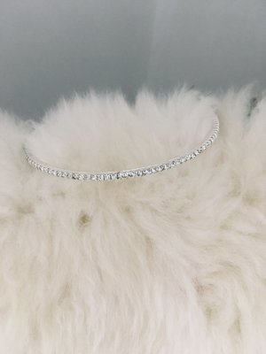Hair Circlet silver-colored