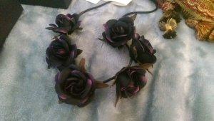Haarschmuck, Blumenhaarband von New Look