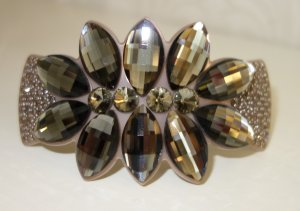 Hair Accessory multicolored synthetic material