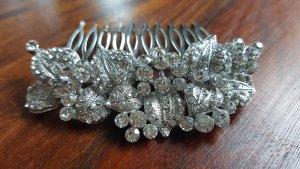 Haarspange - Glitzer, für die Hochzeit / Braut