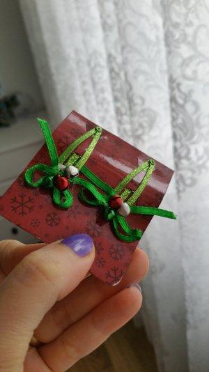 haarspangen 2 Stück Weihnachten
