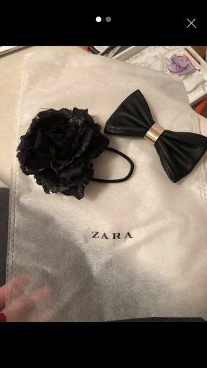 Zara Haaraccessoires zwart