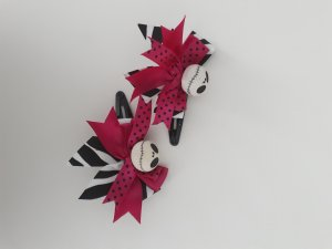Disney Hair Clip multicolored synthetic material