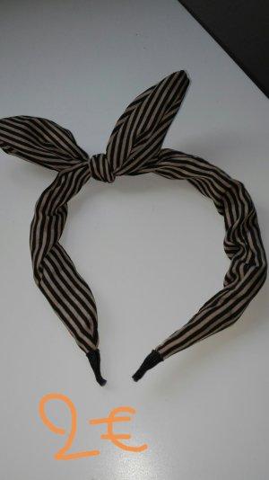 Hair Pin black-rose-gold-coloured