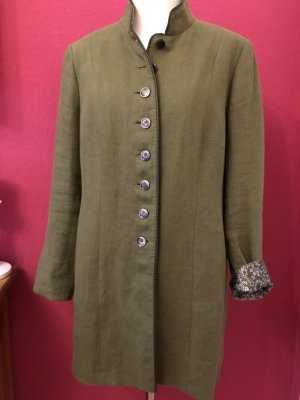 Kleidermanufaktur Habsburg Frock Coat multicolored linen