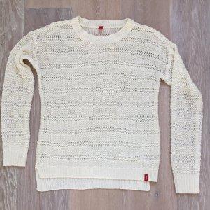 Häkel-/Strick-Pullover von edc