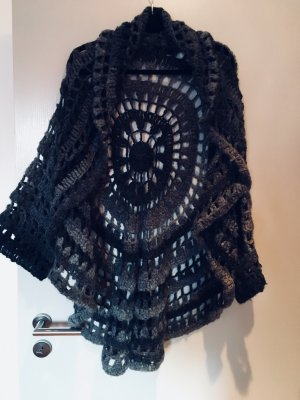 Wool Jacket grey-anthracite