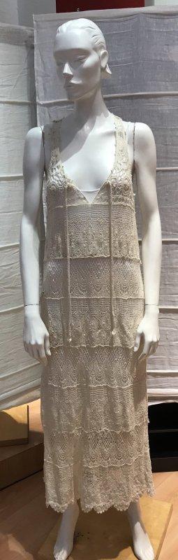 Hippie Dress cream