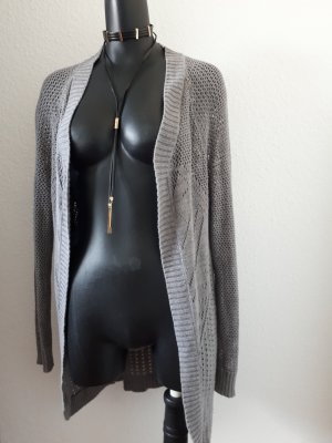 Roxy Knitted Vest grey