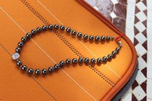 Hämatit - Perlen Collier NEU