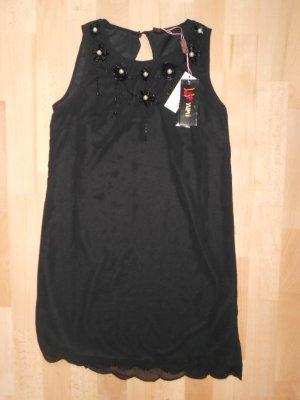 Hängerchen Kleid Top Yumi neu mit Etikett Perlen Gr. 38