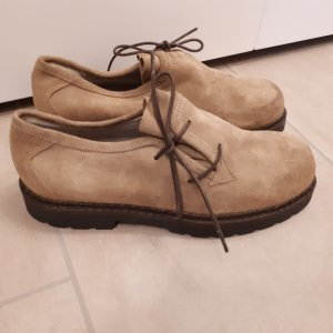 Wingtip Shoes sand brown-camel