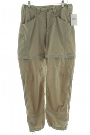 Haglöfs Cargo Pants oatmeal athletic style