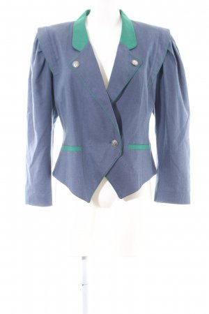 Hagro Traditional Jacket blue-green business style