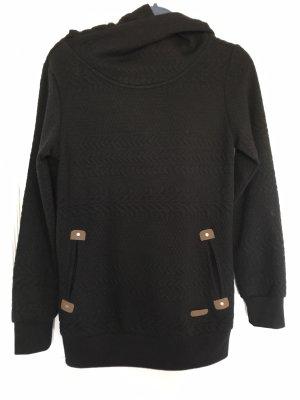 Haily's Pullover Sweatshirt schwarz Gr. XS