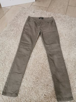 Hailys Boyfriend Jeans light grey-grey