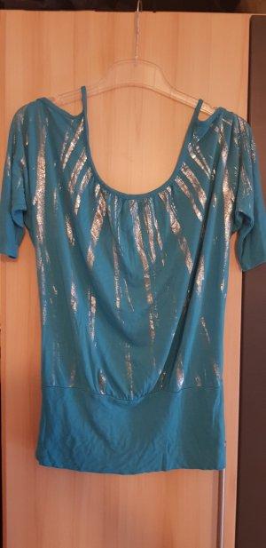 b.p.c. Bonprix Collection Oversized Shirt multicolored