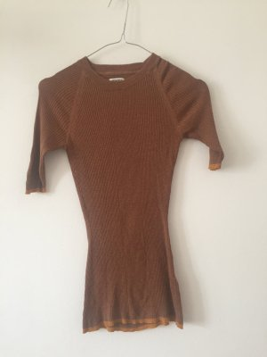 Weekday Knitted Jumper light brown mixture fibre