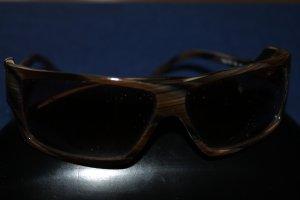 Halber Preis: braune Cavalli Sonnenbrille Eagro 92S mit Etui