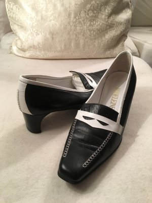 Madeleine Business Shoes black-white