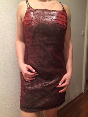 Halblanges Abendkleid