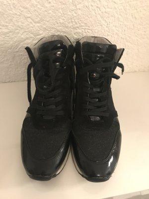Slip-on Shoes black-white