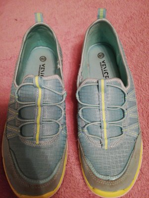-8- Venice Chaussures basses turquoise