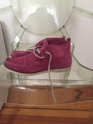 Halbschuhe Flip Flops Pink