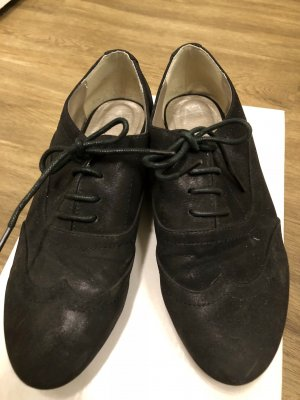 Anna Field Lace Shoes black