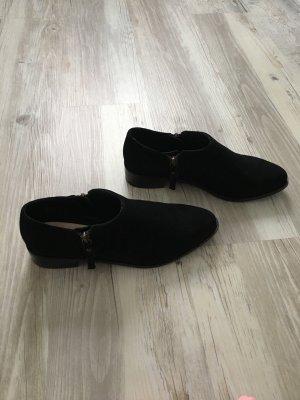 Office Chaussures basses noir-crème