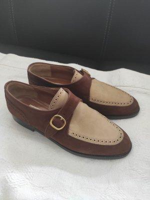 Fratelli rossetti Zapatos formales sin cordones marrón-crema