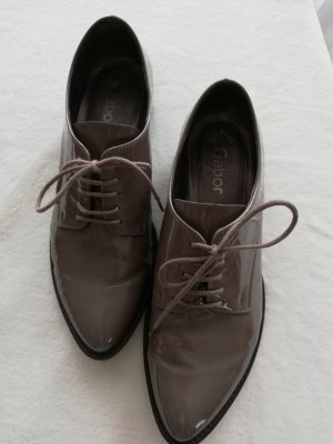 Gabor Lace-up Pumps taupe
