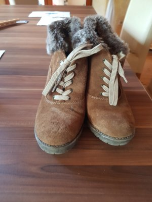 Rieker Winter Booties camel
