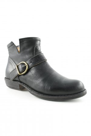 Fiorentini & baker Cothurne noir style campagnard