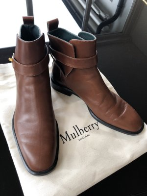 Mulberry Booties brown
