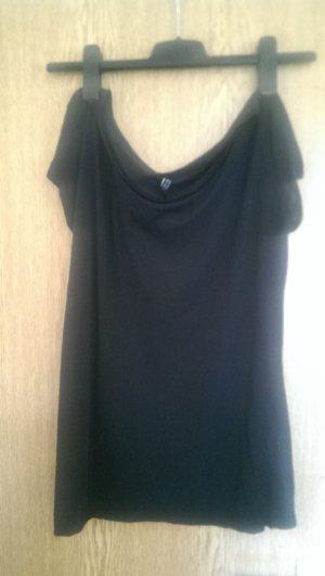 Halbtransparentes luftiges Shirt