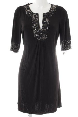 Hale Bob Stretch Dress black casual look
