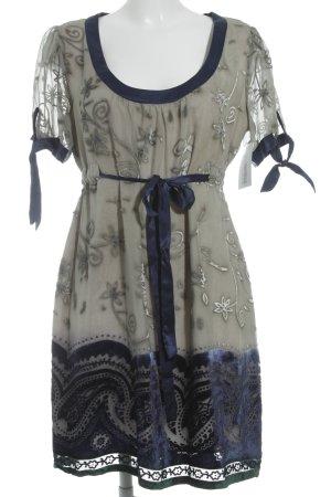 Hale Bob Vestido tipo túnica estampado floral estilo romántico