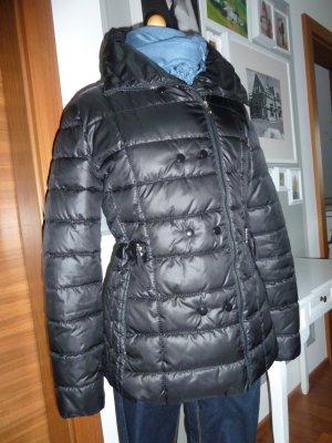 Halifax Winterjacke Steppjacke schwarz Gr. M 38 #leichtgewicht #wieNeu