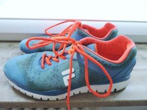 Fila Sneakers met veters veelkleurig