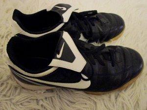 Nike Zapatillas blanco-negro