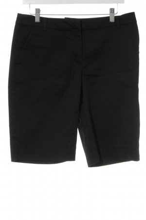 Hallhuber 3/4 Length Trousers black casual look