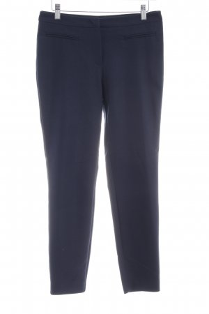 Hallhuber 7/8 Length Trousers dark blue business style