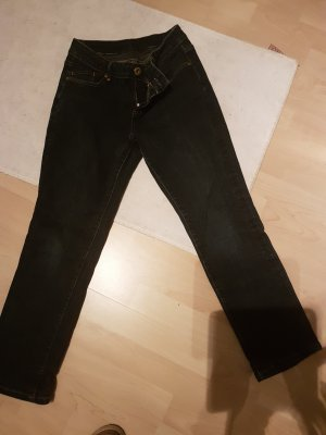 Hallhuber Stretch Jeans dark blue