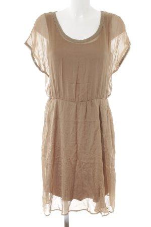 Hallhuber Abendkleid bronzefarben Elegant