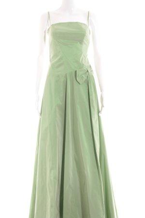 Hallhuber Abendkleid hellgrün Elegant