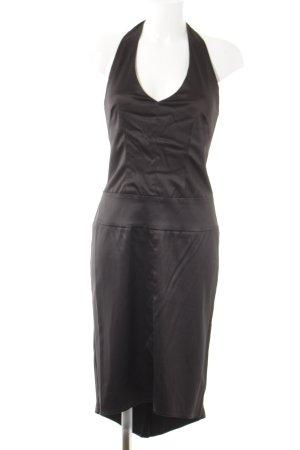 Hallhuber Abendkleid schwarz Casual-Look