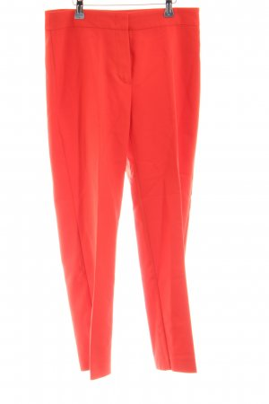 Hallhuber Suit Trouser red business style